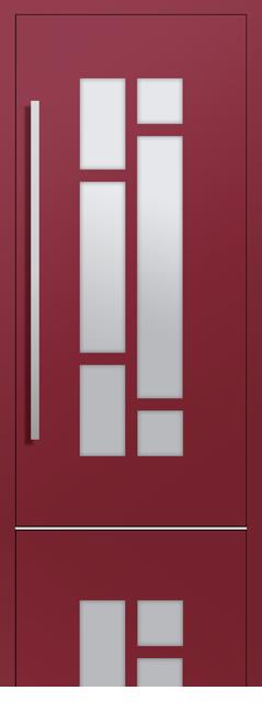 Vchodové dvere HENSFORT