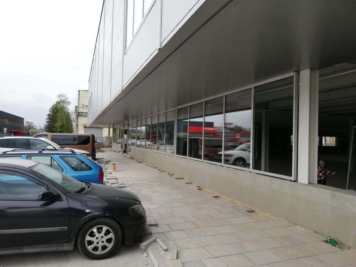 Oknosystem projekt Montáž GINKA Košice