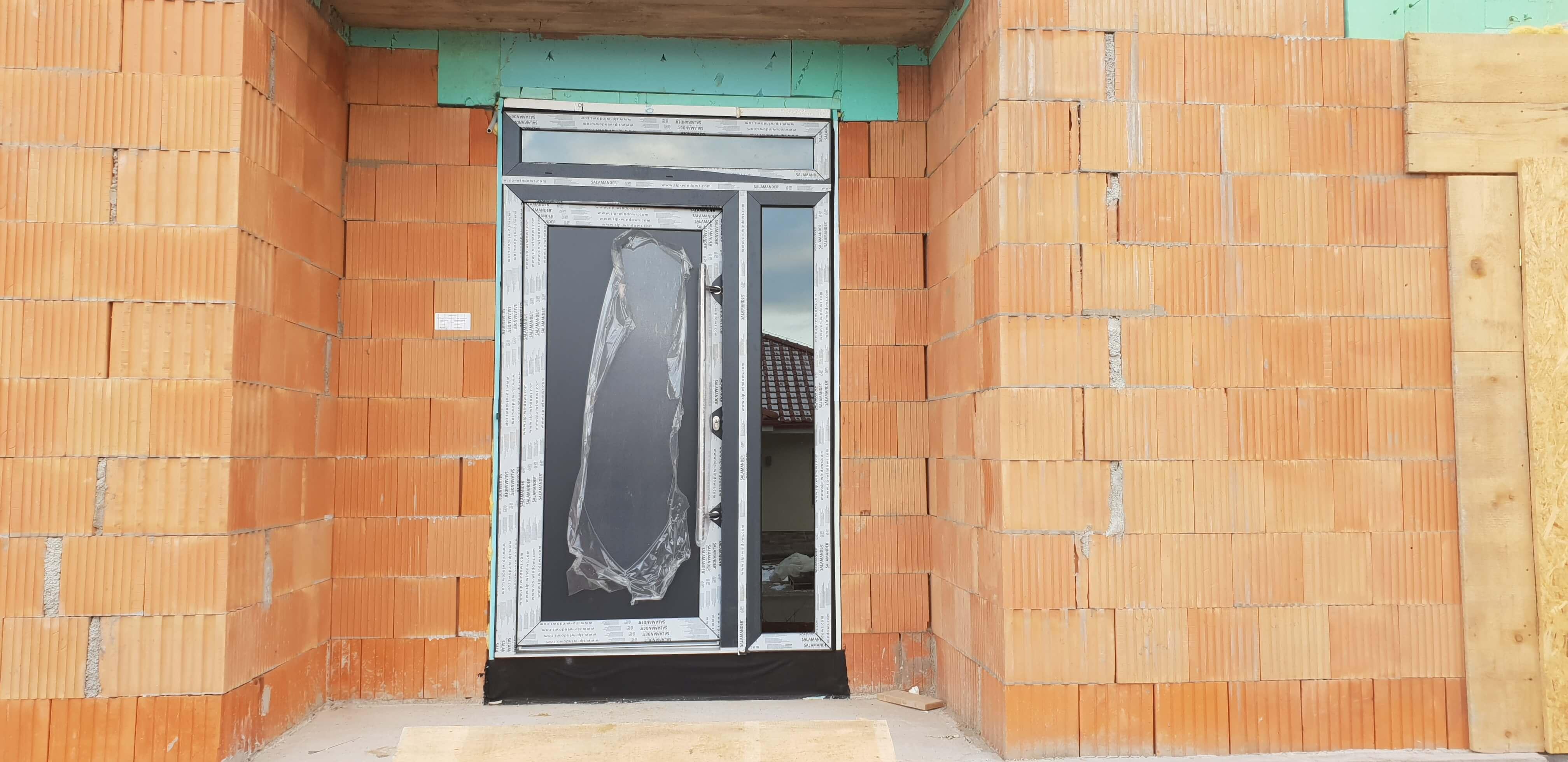 Oknosystem - Montáž PVC okien Malá Ida